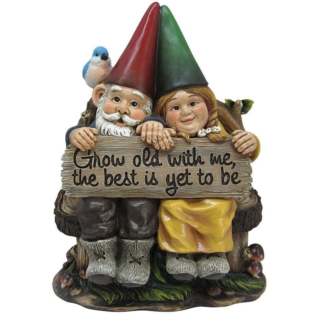 Gnome Garden Lawn Decor Statue