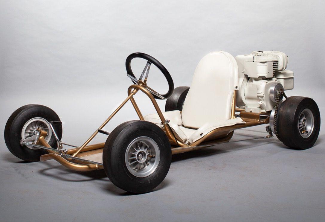 No Reserve: 1965 Rupp Dart Kart   Motörhead   Antique cars, Classic