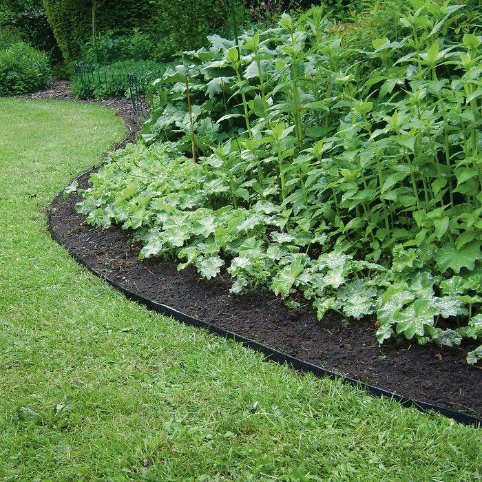 12 appealing rubber landscape border snapshot ideas for Pool garden edging