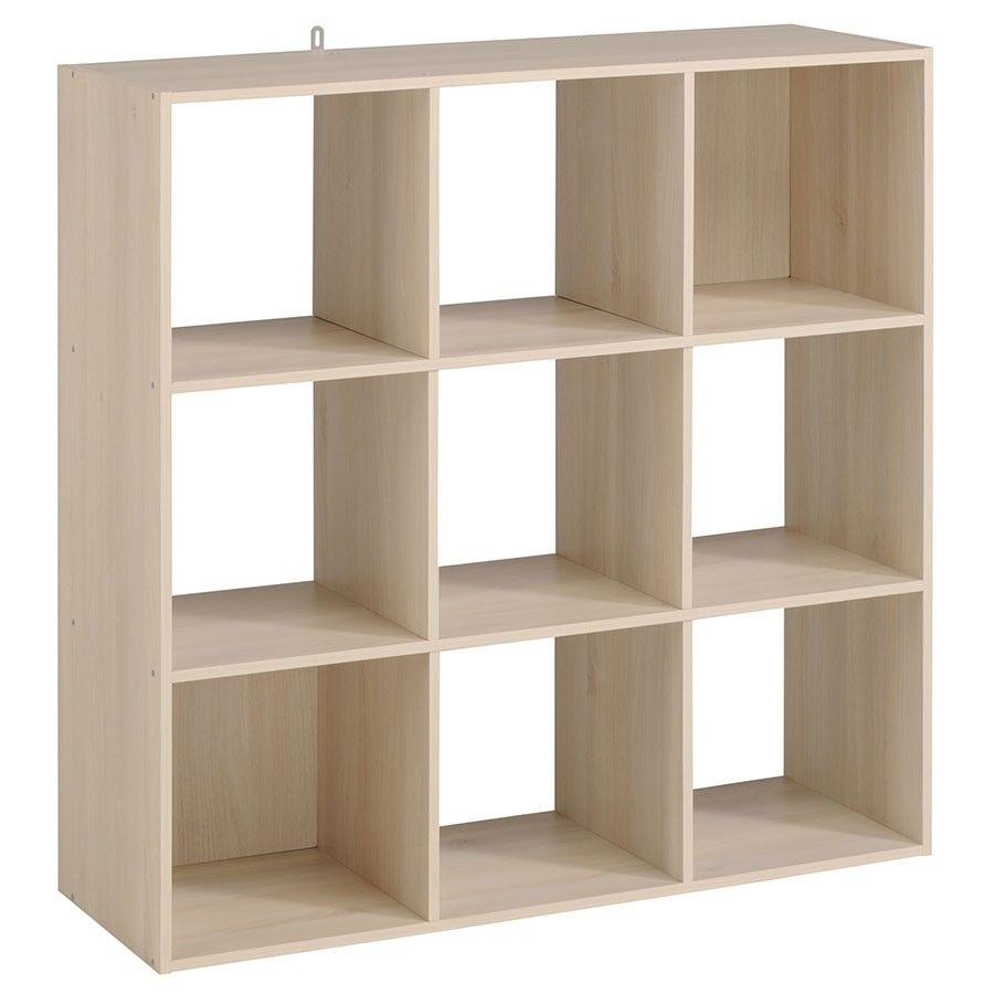 Http Www Hcommehome Com Cube De Rangement Design 9 Cases  # Meuble Bibliotheque Conforama