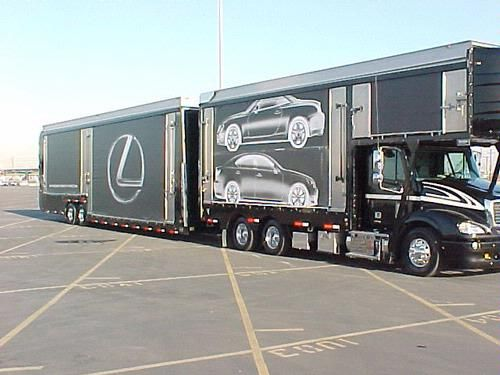 Best Suited For Car Carrier Business These Car Carrier Trucks Are Acclaimed For Their Matchless
