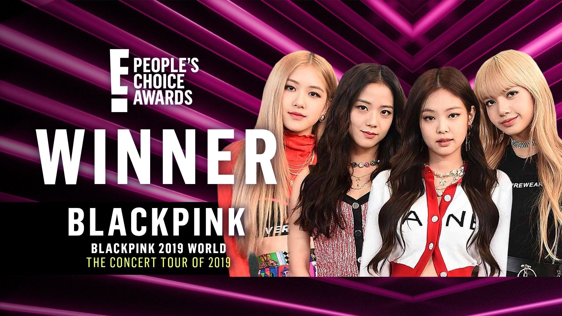 Pin By Relax On Blackpink People S Choice Awards People Choice Awards