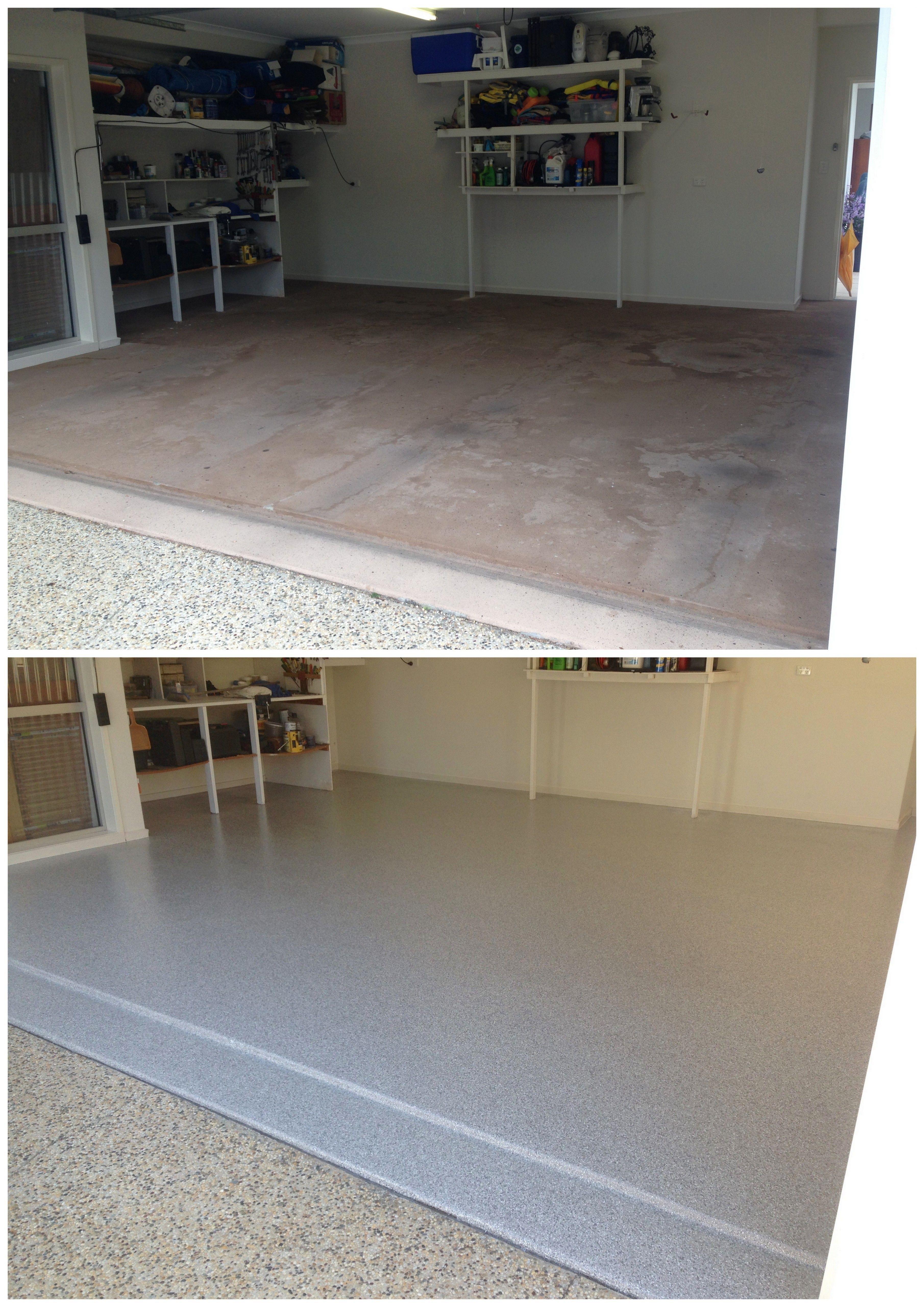 Epoxy Flooring Noosa Heads. Garage Floor Coatings that