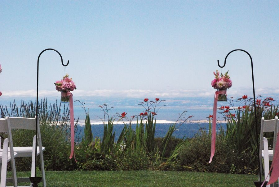 Shepard's Hooks for Flower Arrangements