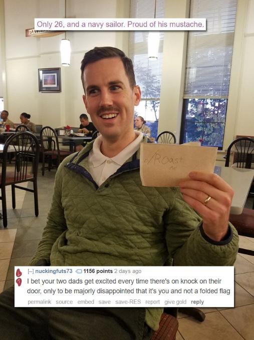 Reddit 'Roast Me' Pics That Are Both Cruel and Hilarious | lol