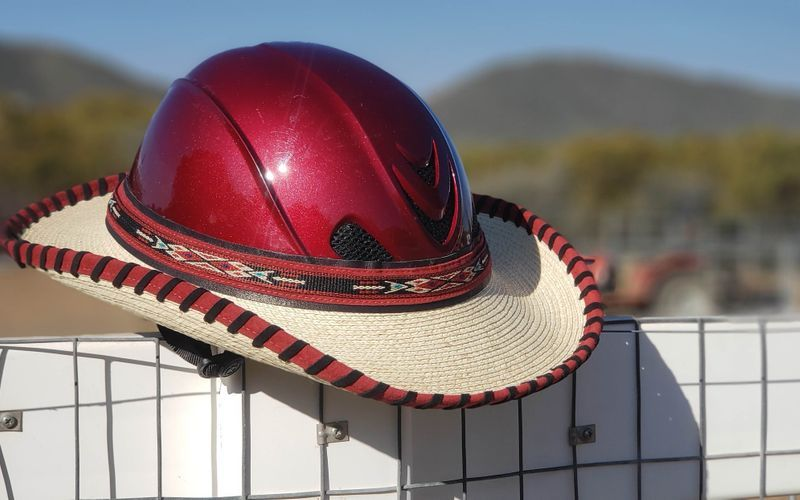 This Helmet Is Available At Winchester Western Saddlery In Temecula Ca As Of 1 28 2019 Cowboy Hats Cowboy Hats