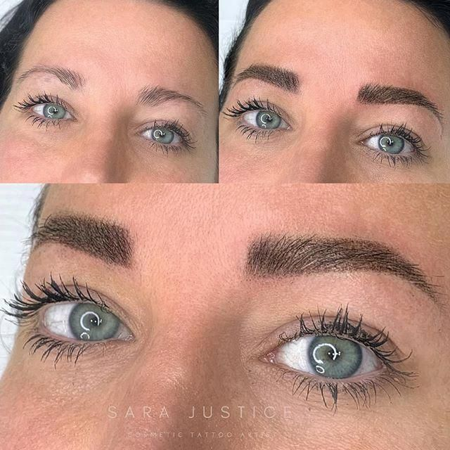 3D Eyebrow Tattoo in Fulton County, GA | Permanent ...