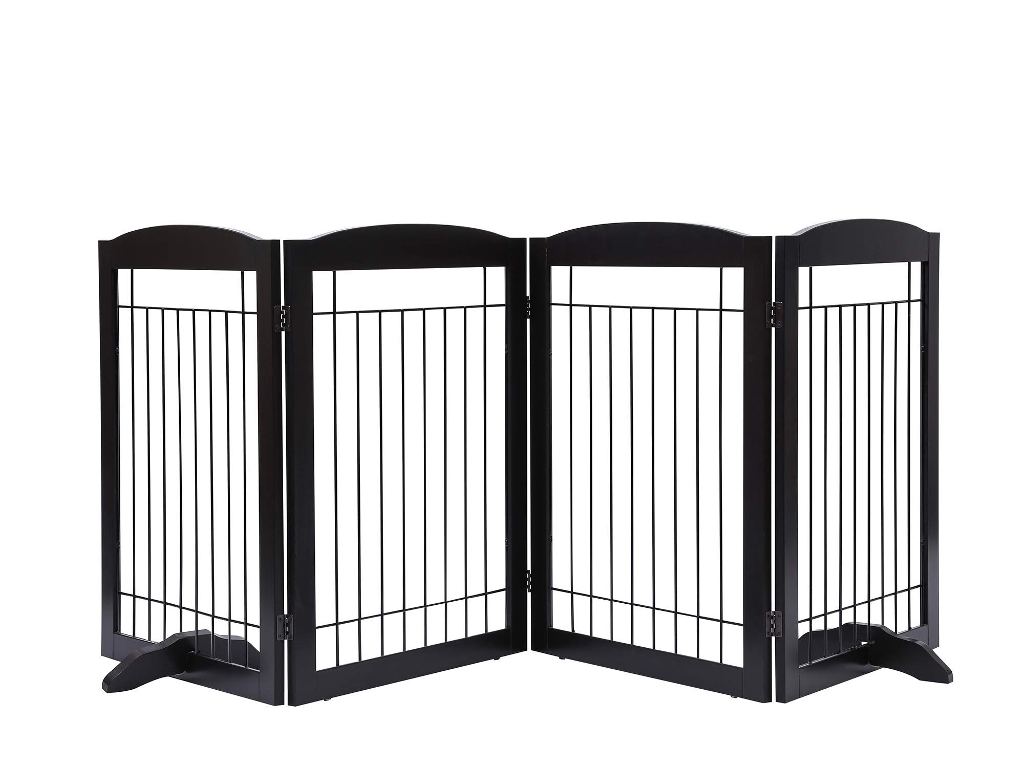 Pawland 96 Inch Extra Wide Dog Gate For The House You Can Find