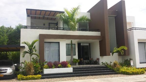 Casa campestre moderna buscar con google fachadas for Casa mobile moderna