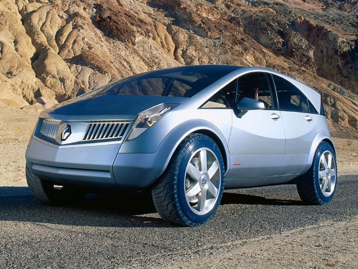 Renault Koleos Concept 2000 Prototypy Pinterest