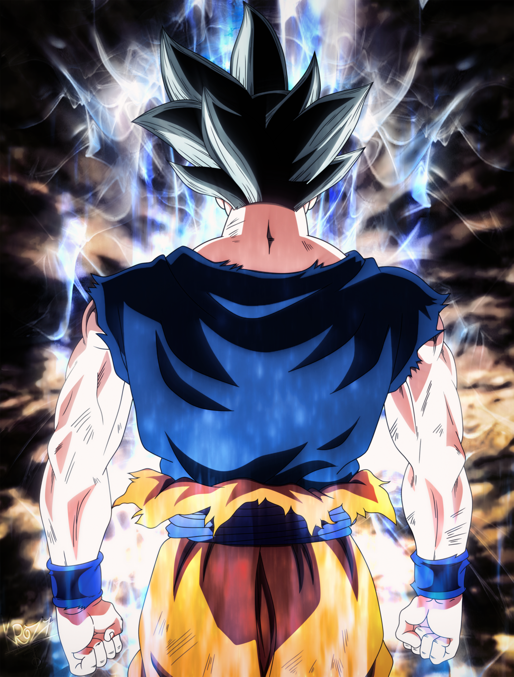 Download Dragon Ball Super Wallpapers Goku Ultra Instinct