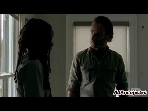 💖🎤🎬 WHAT'S A SOULMATE? || Richonne | Rick & Michonne | The Walking Dead (AMC)