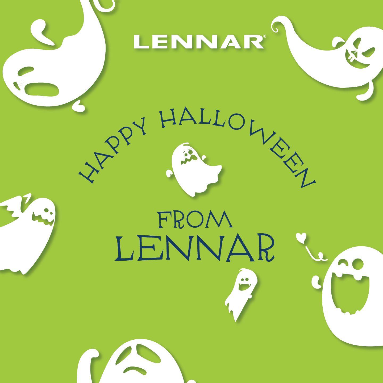 Lennar910 halloween and thanksgiving social media2jpg
