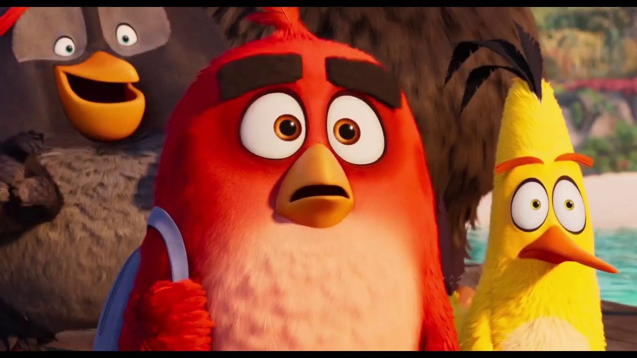 The Angry Birds Movie 2 2019 Trailer Cast And Crew Angry Birds Movie Angry Birds Chuck Angry Birds