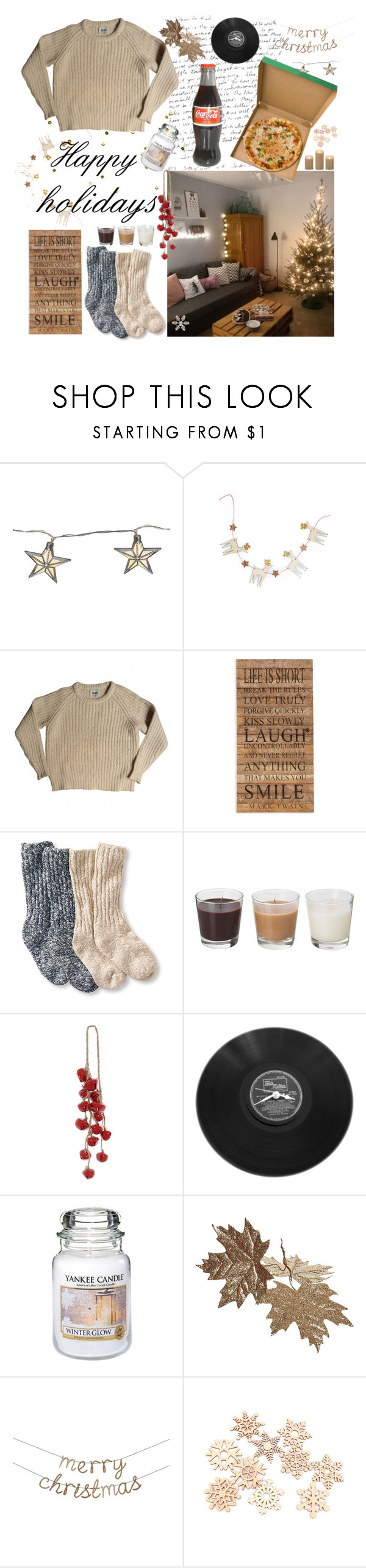 """happy holidays 💫"" by lilyjey ❤ liked on Polyvore featuring interior, interiors, interior design, home, home decor, interior decorating, Parlane, Ana Accessories, Acne Studios and Second Nature By Hand"
