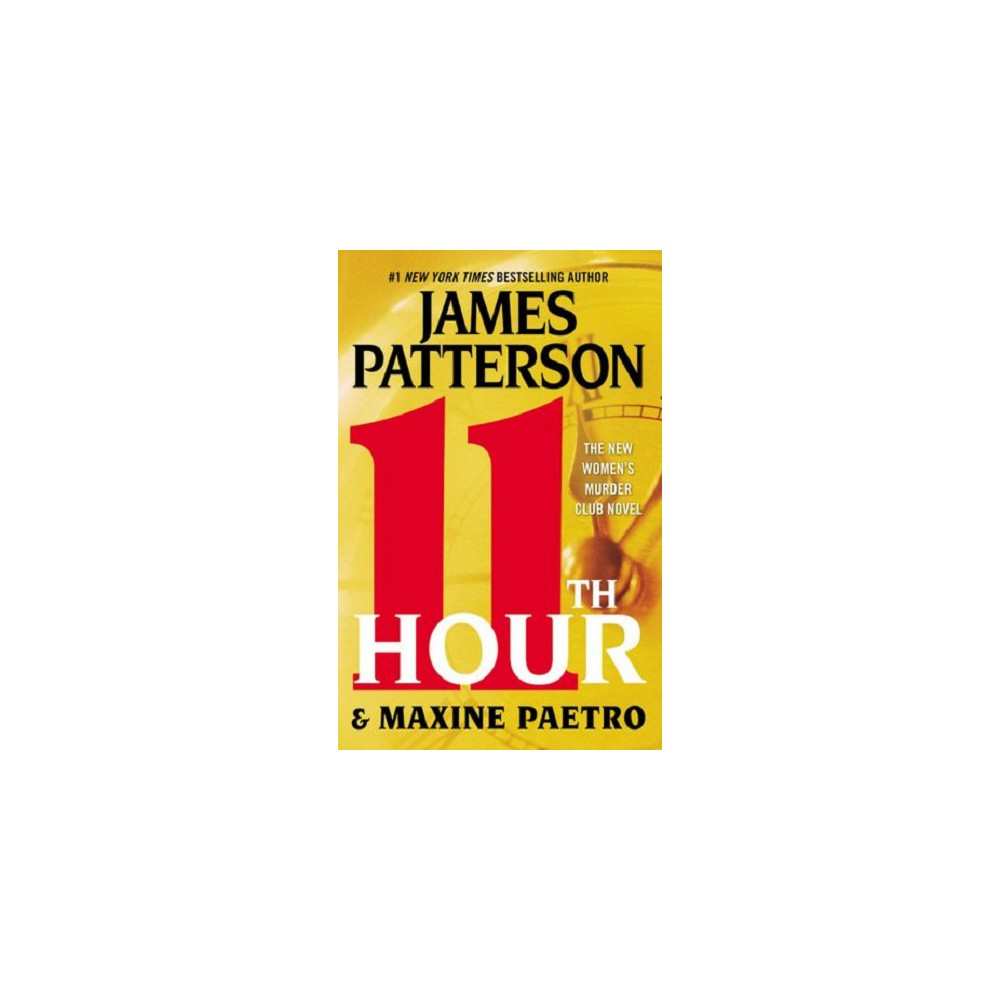 11th hour reprint paperback by james patterson with