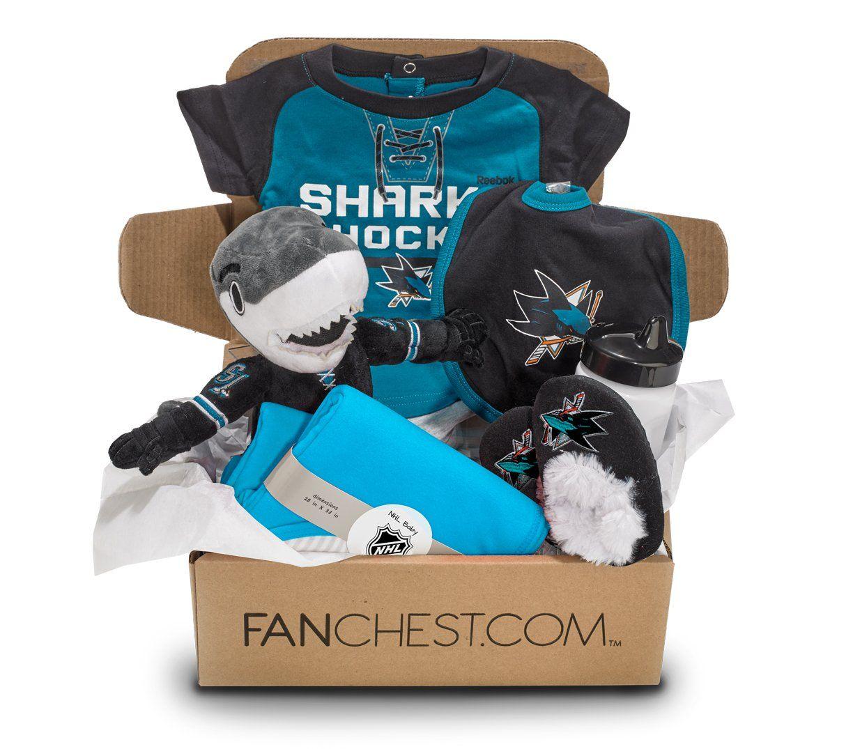 Hockey · San Jose Sharks Baby Box  b72afd8b8
