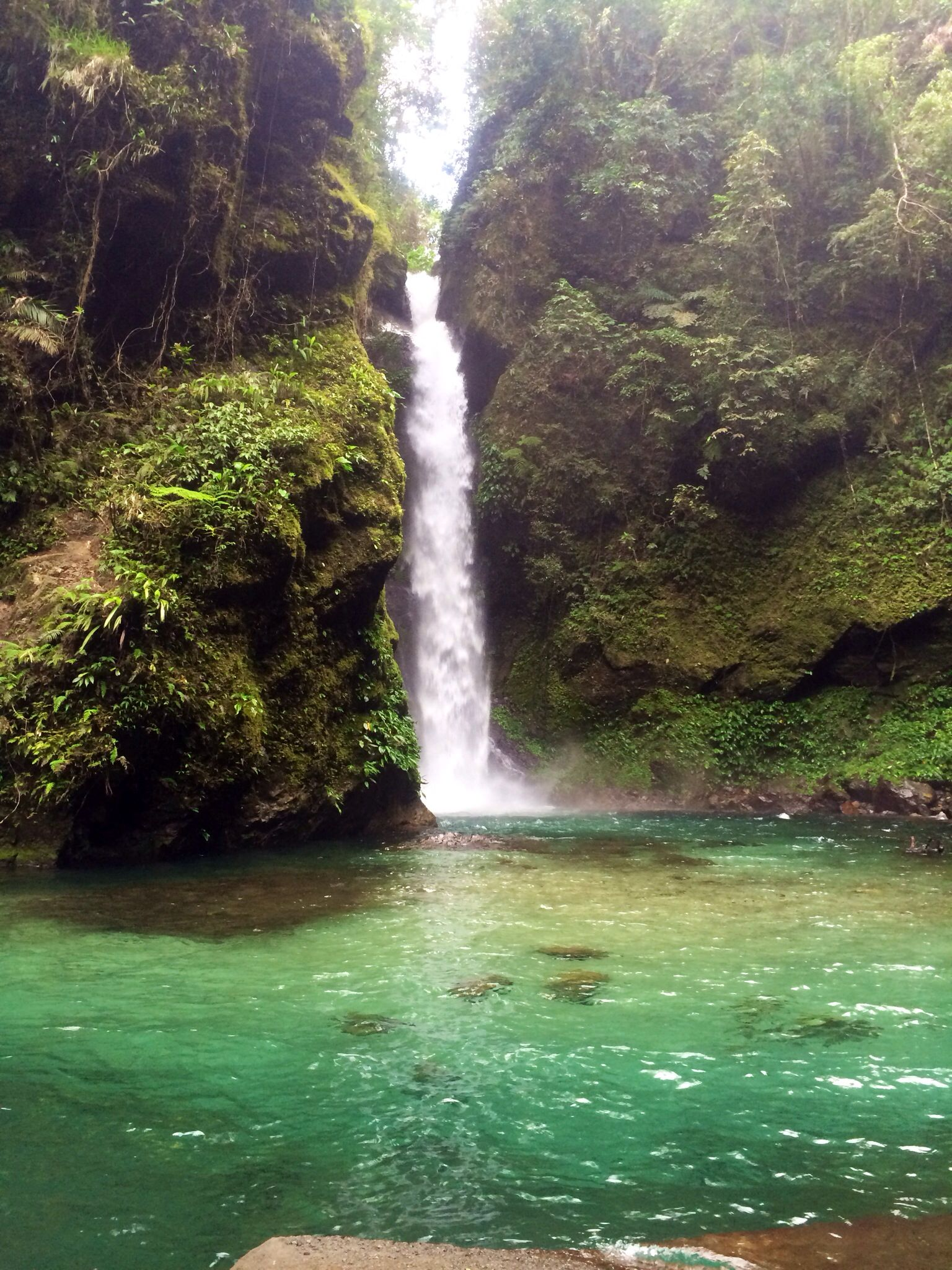 Mother Falls at Baler,...