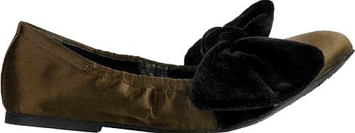 Kenneth Cole New York Pauline Ballet Flat(Women's) -Black Leather Choice Online mZpG93QNL