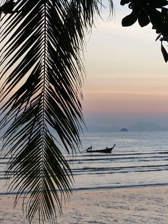 Ao Nang Beach, Krabi, Thailand #Thailand #Ao #Nang #Beach #Strand #paradis #paradise #vacker #beautiful #vacation #semester #ocean #hav #Krabi #AoNang #island #ö #Asia #Asien