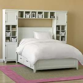 Hampton Storage Bed & Set...this is perfect for a storage bed