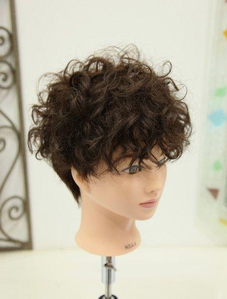 中野裕太風パーマ ウィッグで髪型再現 の画像 福井県あわら市の美容