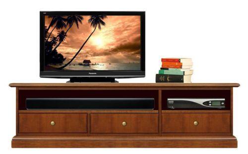 Mobile tv per soundbar, mobiletto basso per soggiorno, mobile di ...