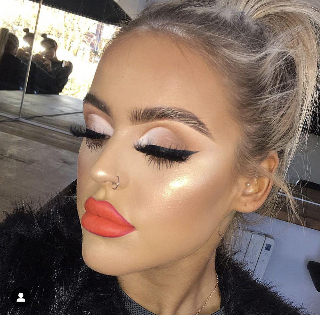 Pin by Jocelyn Quintanilla on Full Face Makeup Full face