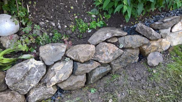 Ich Bau Mir Eine Trockenmauer Selbstistdiefrau Update 09 06 17 Seite 1 Gartengestaltung Mein Schoner Garten Online Garten Trockenmauer Garten Terrasse