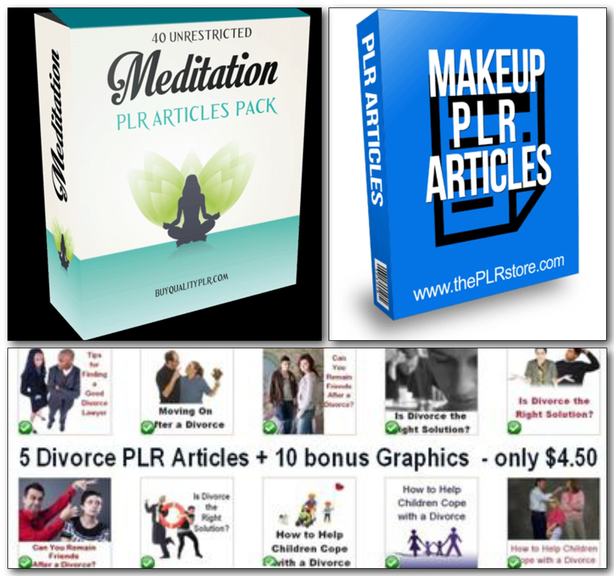 Idplr Updated Almost Daily Plr Digital Products Book Cover 10 Things Cope