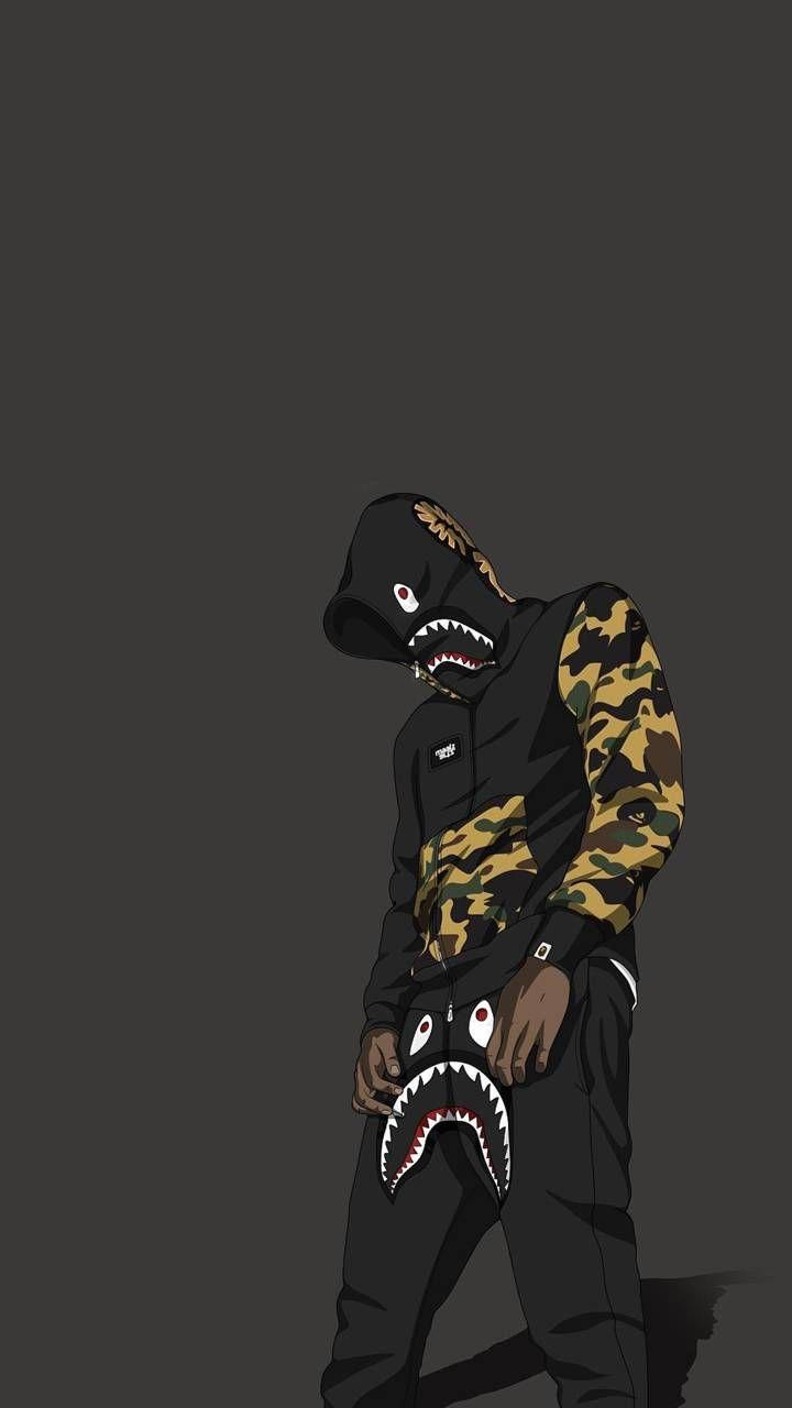 Download Yeezy Bape Wallpaper by Studio929 53 Free on