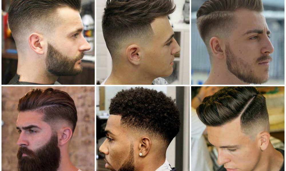 Low Fade High Fade Haircut Styles For Men 6