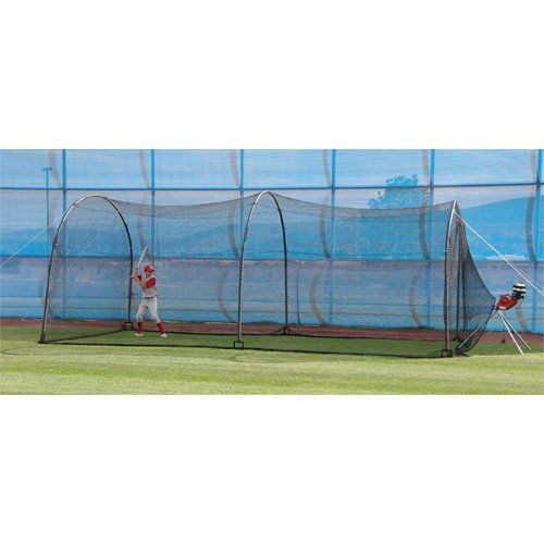 Heater X Tender 24 Real Ball Batting Cage By Heater 289