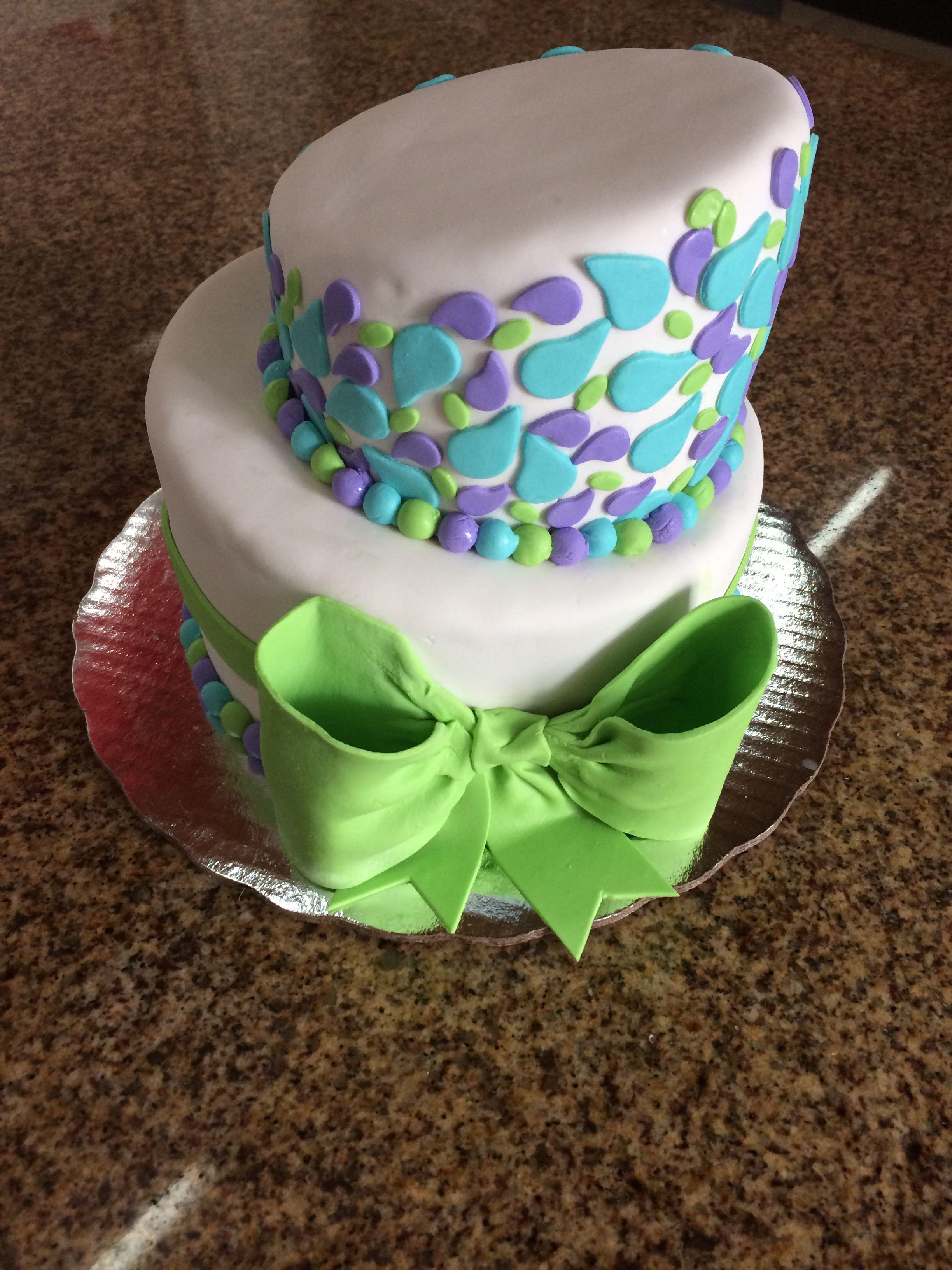 Turvy Cakes