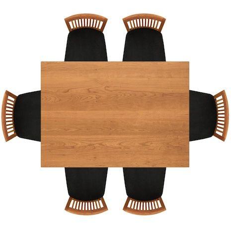 Top view chair vectors google search mobiliario for Comedor en planta
