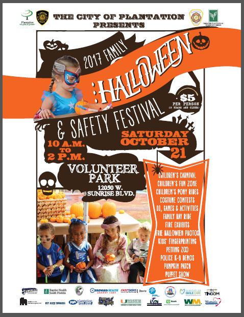 Halloween Flyer Family halloween, Halloween safety, Festival