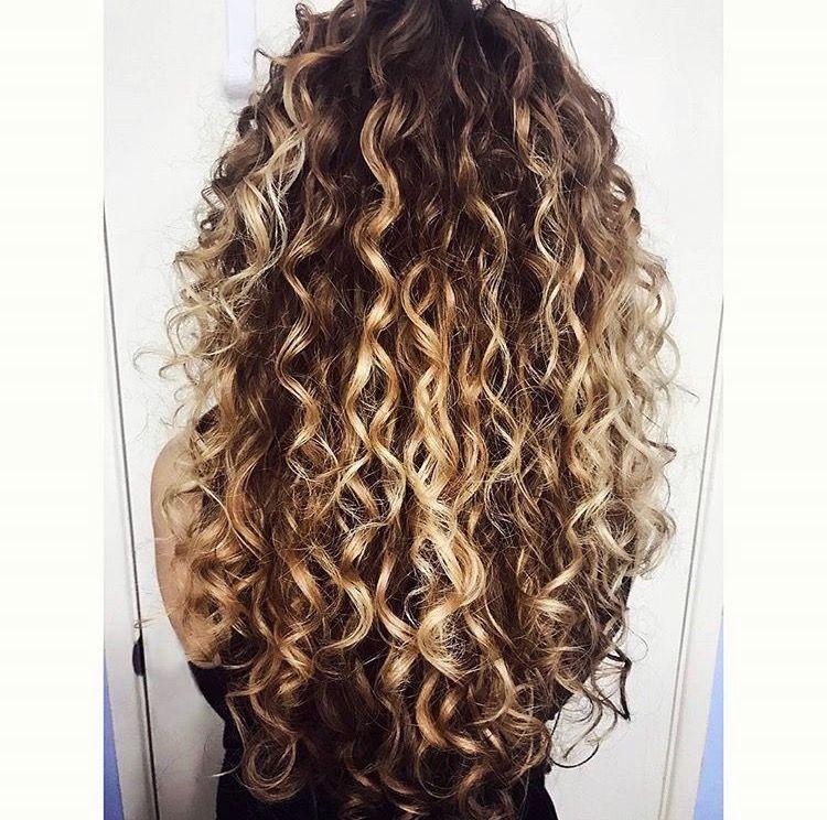 Hair Length Goals Com Imagens Cabelo Cabelo Cachiado Cabelo