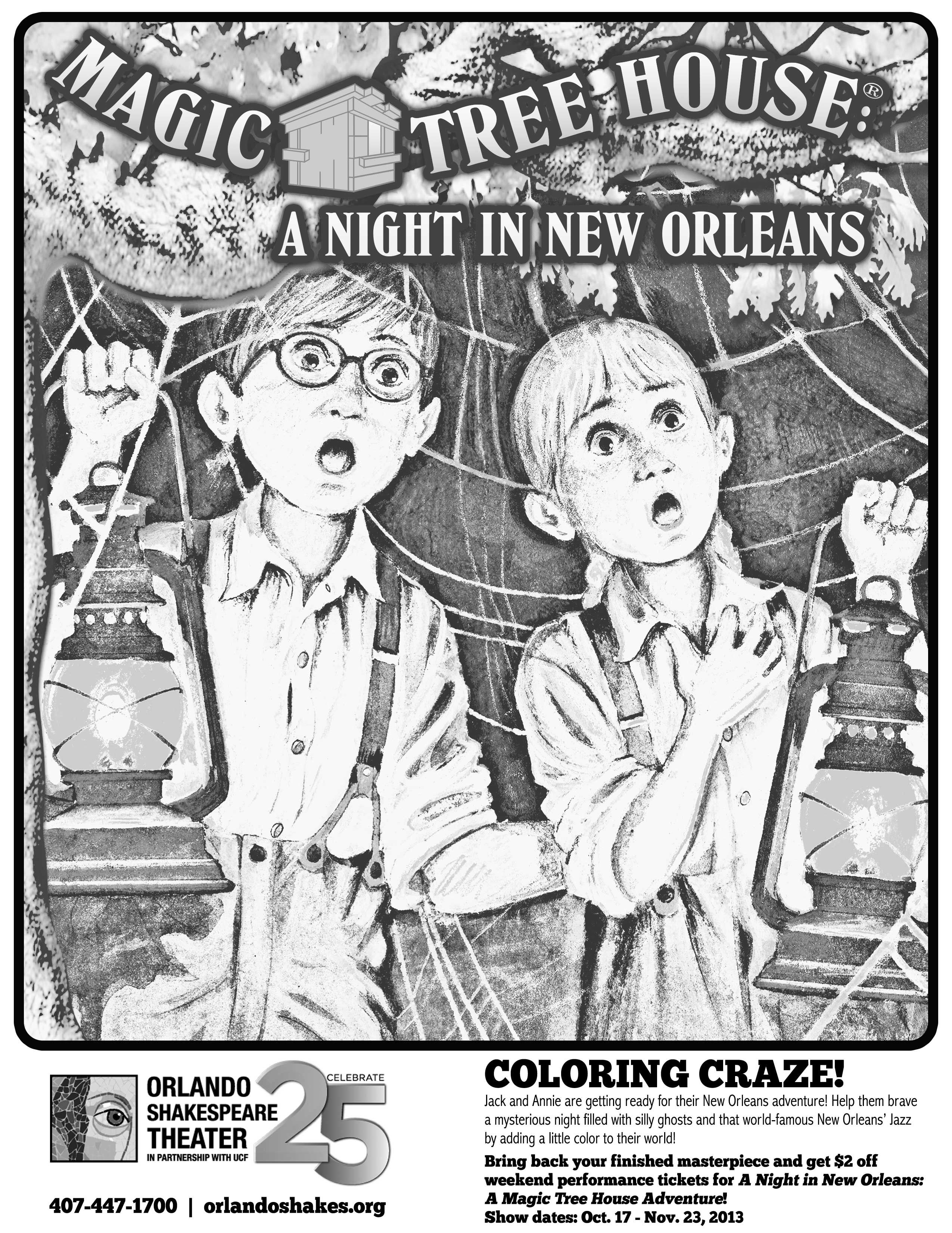 29+ Jack and annie coloring pages info