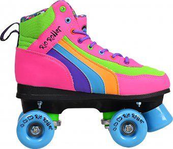 f50afbfa0bd Rio Roller Rave Retro-Rulleskøyter | My hobbies | Rio roller, Retro ...