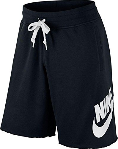b19d396f30c4 NIKE Aw77 Alumni French Terry Mens Shorts.  nike  cloth