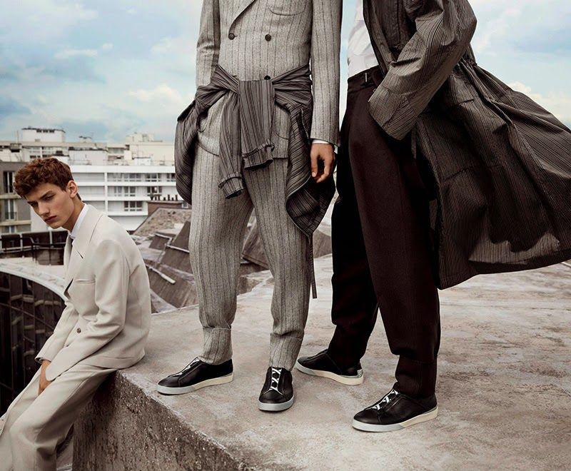 Ermenegildo Zegna Couture SS15