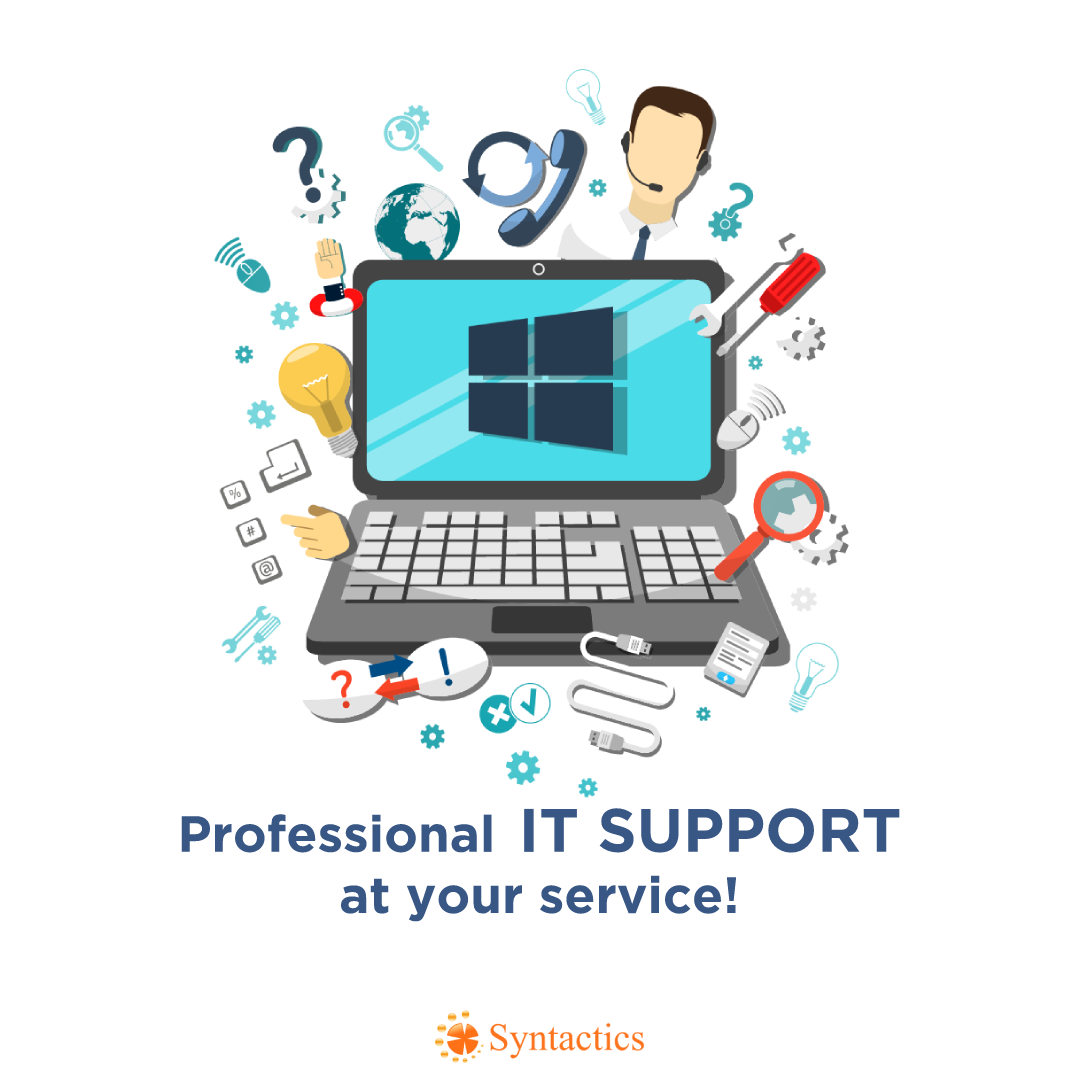 Hire Professional It Support To Help You With Operating System Updates For Windows Or Othe Business Process Outsourcing Web Development Design Business Process