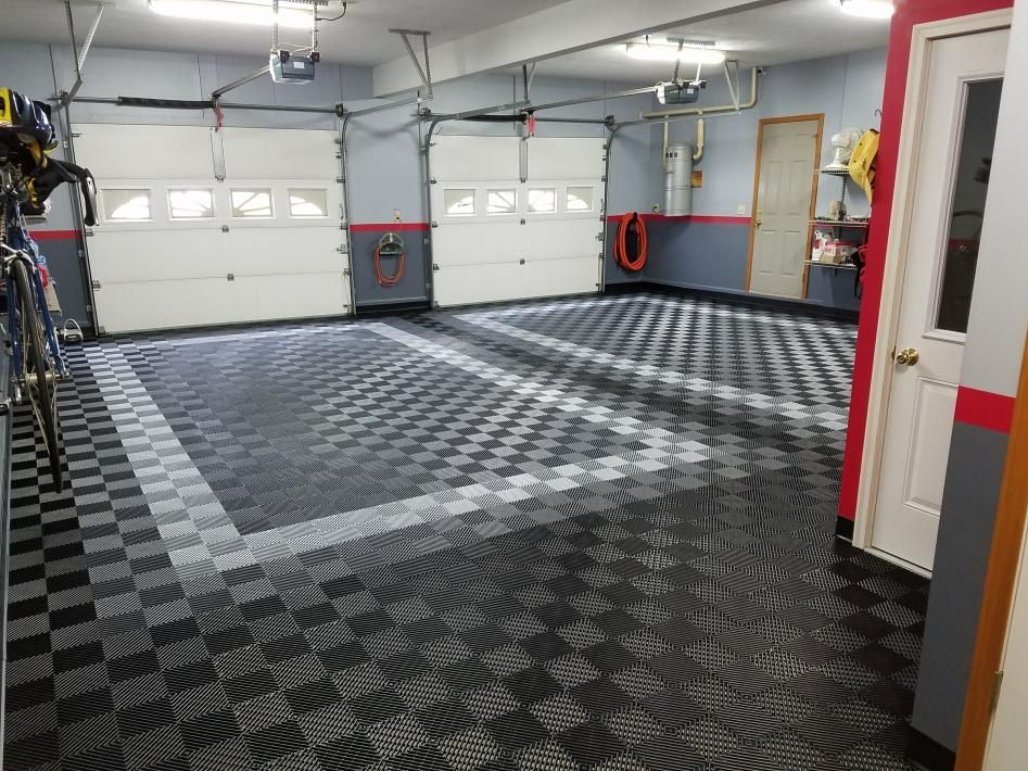 A Garage Flooring Options Ideas And Quot How To Quot Resource