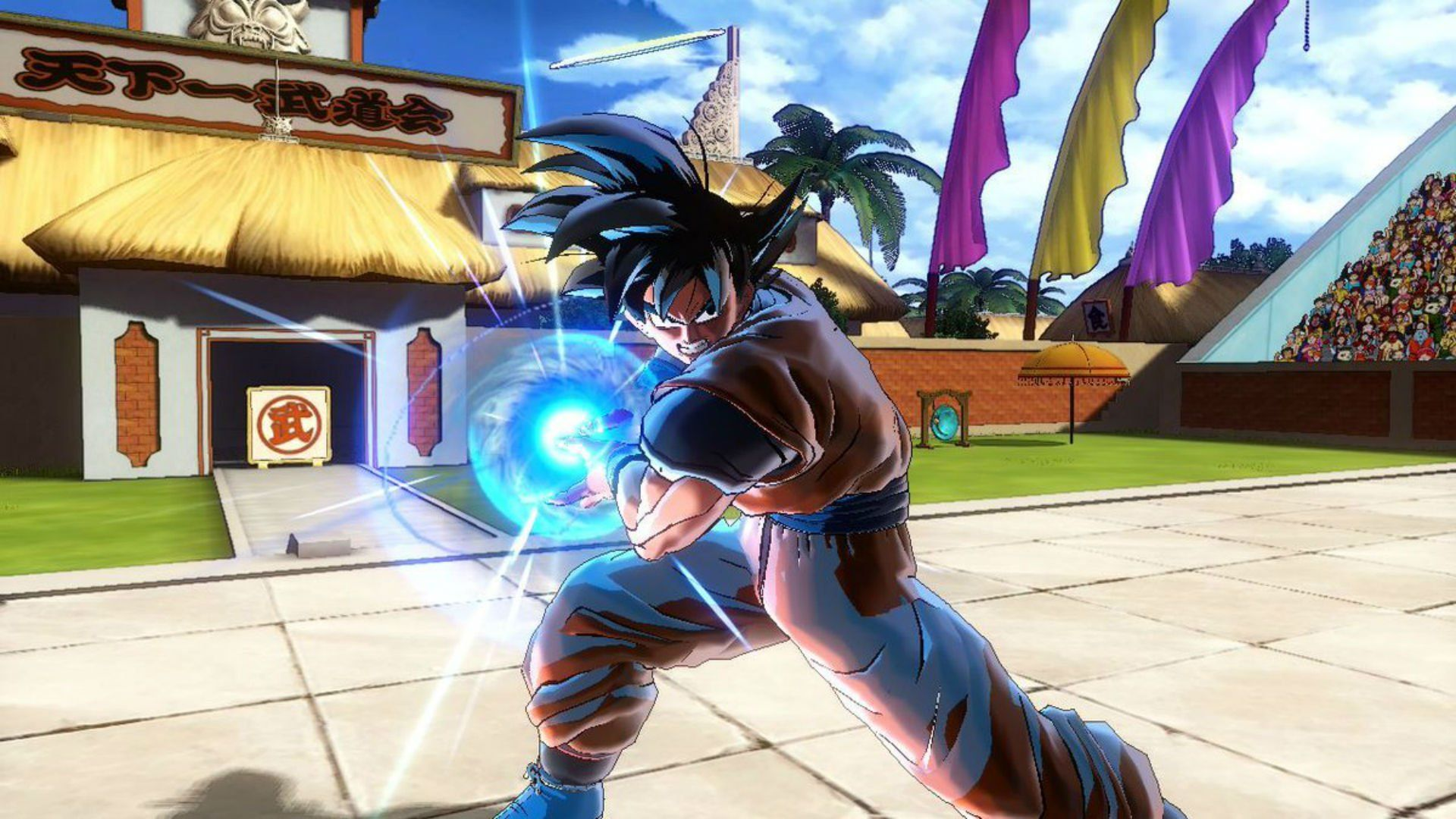 Here S Apparently How Dragon Ball Xenoverse 2 Looks On Nintendo Switch