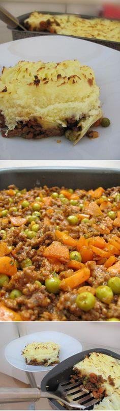Beef Shepherd's Pie | Snack Mix Recipes