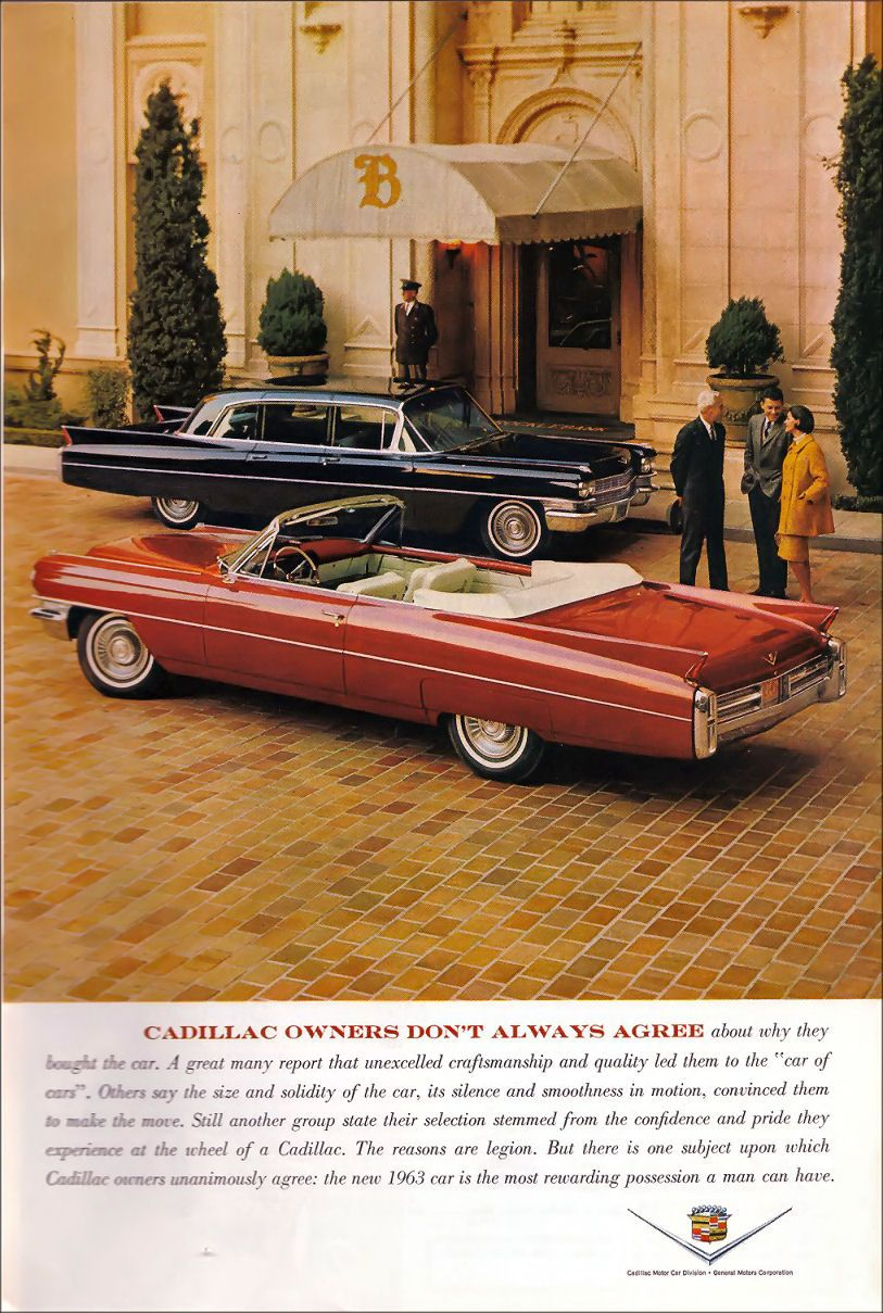 Pin on Cadillac of Ads