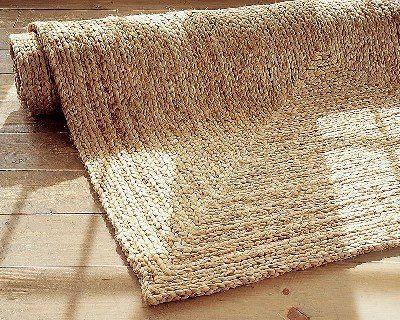 Tejido a mano grueso alfombras de yute imagen alfombra - Alfombras de canamo ...