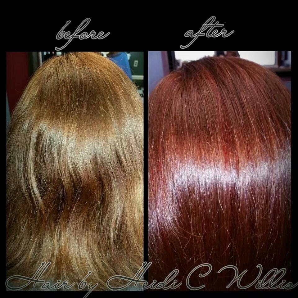Hair by heidi c willis sassyshearzhairandlashstudio