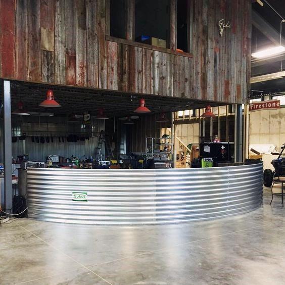 Top 50 Best Garage Bar Ideas – Cool Cantina Workshop Designs