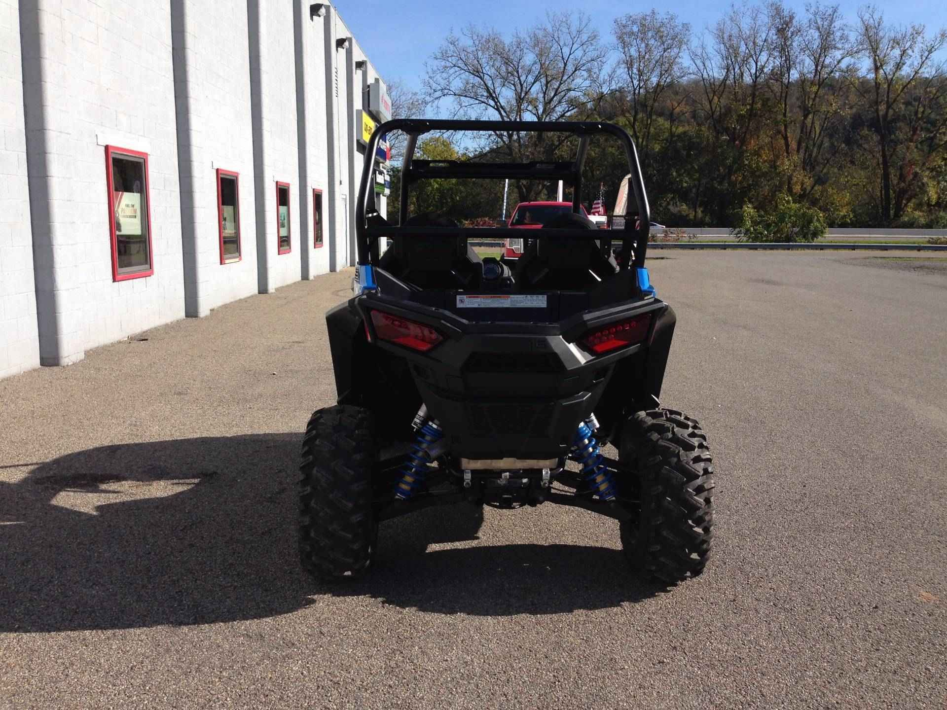 New 2017 Polaris RZR® S 900 EPS ATVs For Sale in Ohio. We carry the full line of powersports products from all the major manufactures. Financing is available and we accept all applications! All new units are in showroom condition and come with a full factory warranty. Sale prices are not honored to walk-in customers at any of our Xtreme dealerships. Call or text Josh at 740-296-9653 today for a hassle free shopping experience! VELOCITY BLUE The same power and capability as the RZR® S 900…